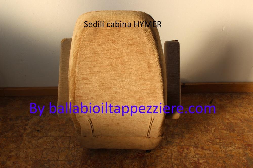 Sedile prima della lavorazione  by ballabioiltappezziere.com