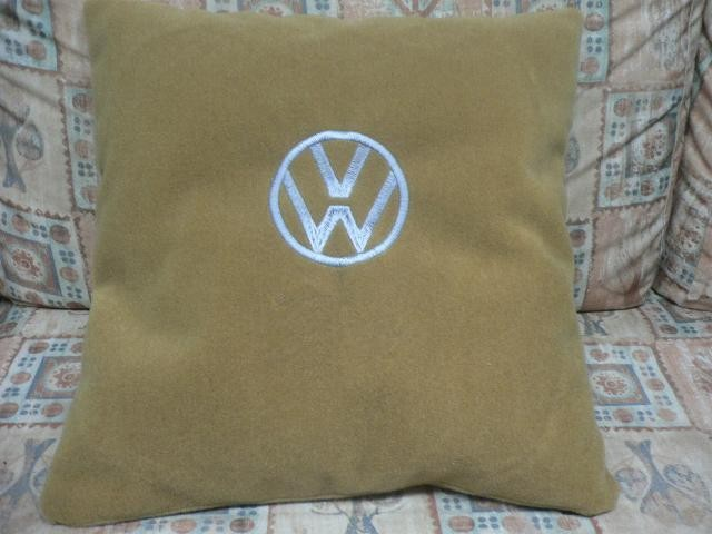 Cuscino Volkswagen by Ballabioiltappezziere