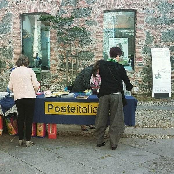 Annullo filatelico Poste Italiane