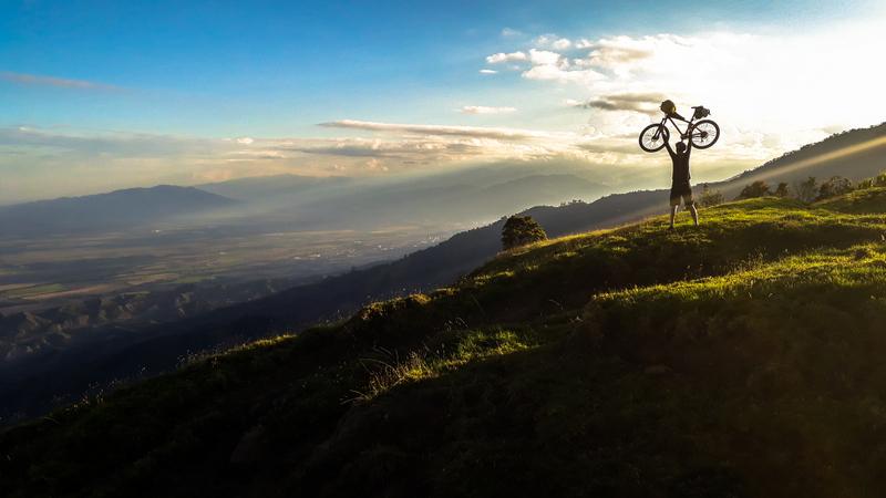 Mountain Bike Touren (MTB), Bike Reisen, Bike Adventure, Fahrradtouren, Kolumbien, buchen
