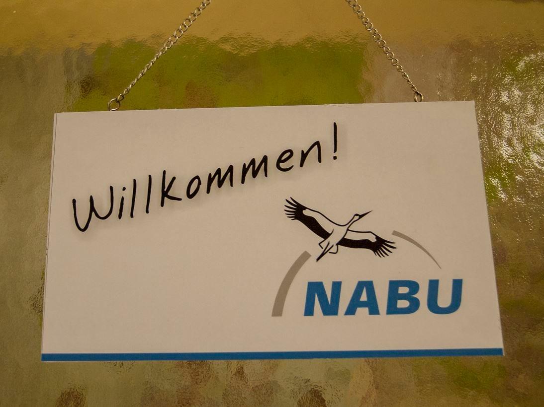 Herzlich Willkommen! - Foto: Kathy Büscher