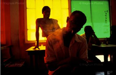 """Alex Webb  """"El color en la fotografía tiene un componente social"""""""