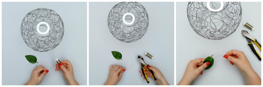 Luminaire fleuri DIY  Les Ateliers de Laurène, ateliers créatifs paris, ateliers diy, kits diy