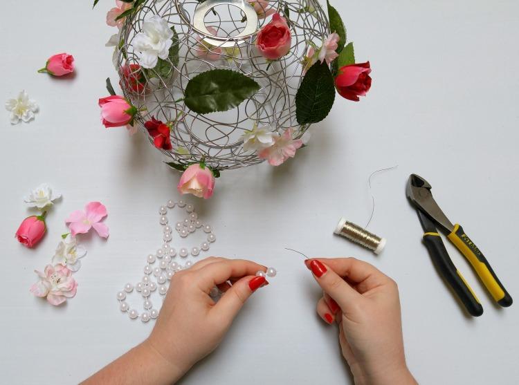 luminaire-fleurs-diy-LesAteliersDeLaurene
