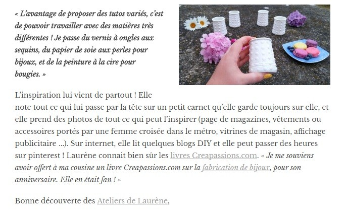 interview-creapassions-LesAteliersDeLaurene