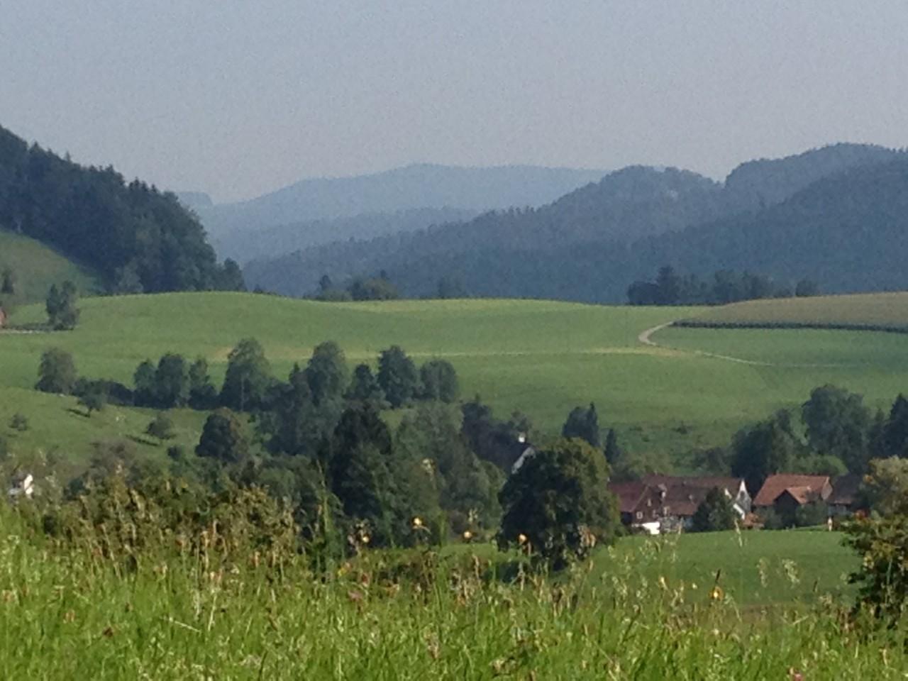 Schweizer Oberland