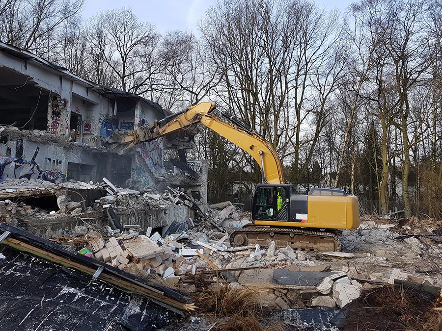Suurheid - Abbruch- und Rückbauarbeiten