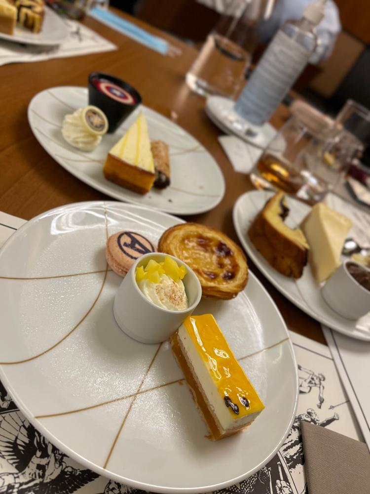 Downtown Restaurant - Desserts