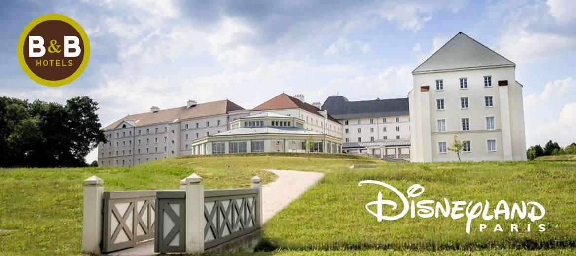 Kostengünstig Übernachten im B&B Hotel Disneyland Paris