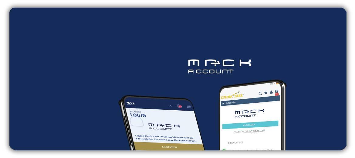 MackOne - Zentraler Anmeldeservice vom Europa-Park