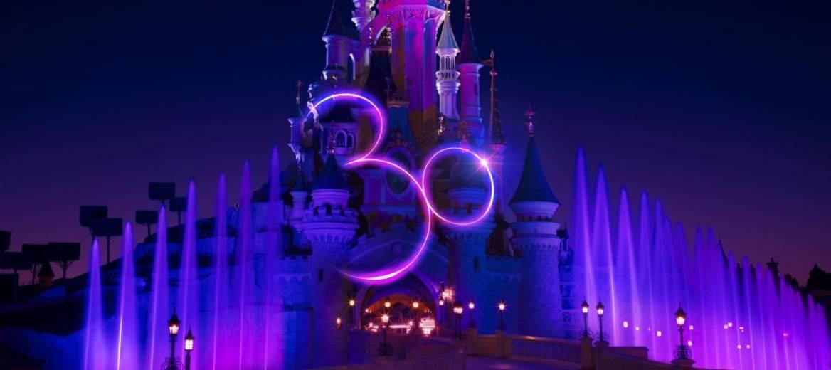 Disneyland Paris 30-jähriges Jubiläum
