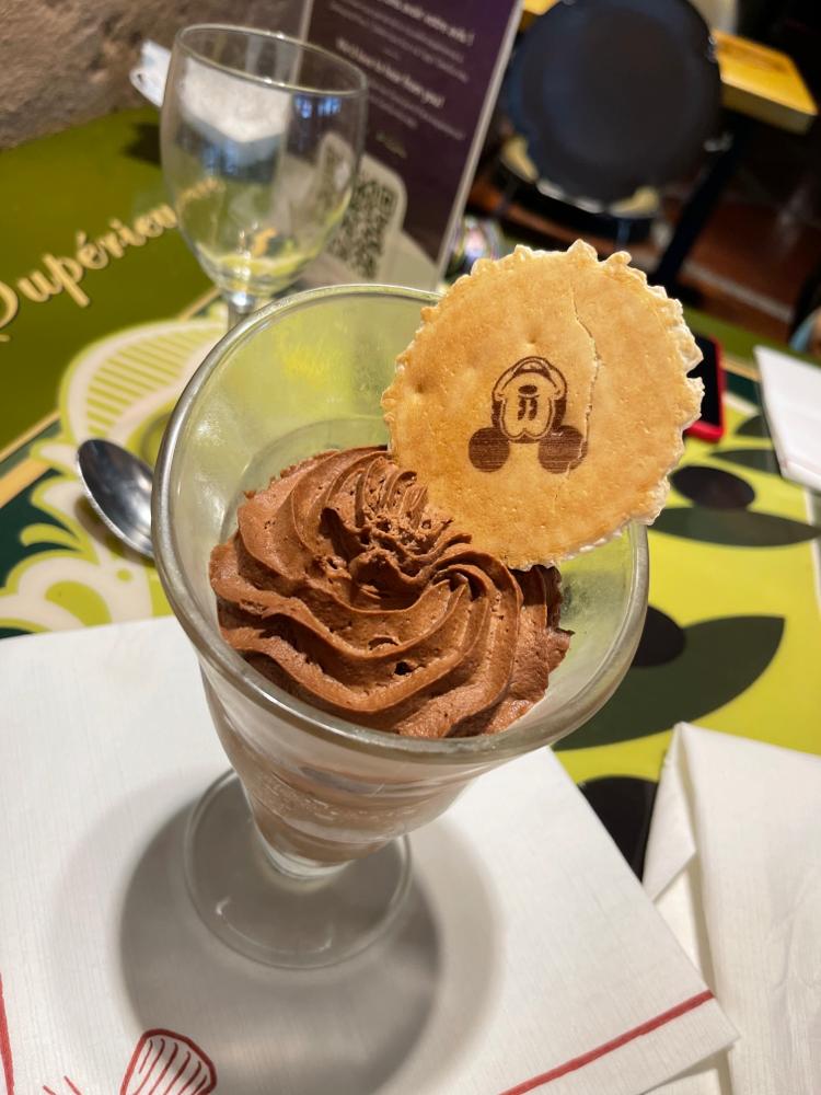 Bistro Chez Rémy - Schokladen Mousse