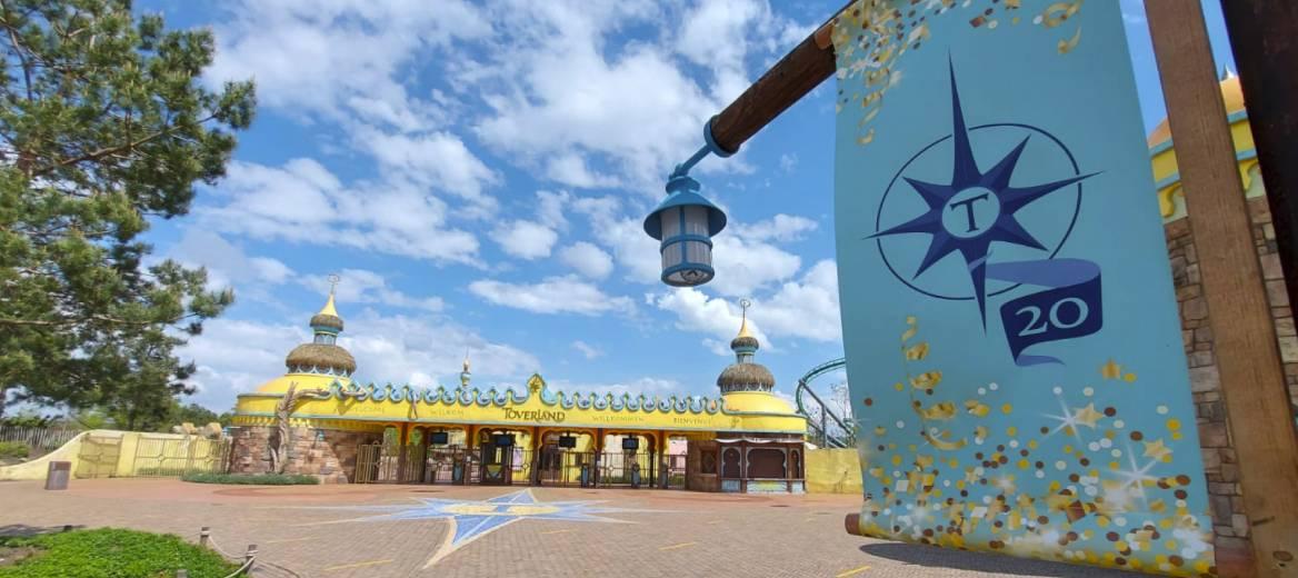 Freizeitpark Toverland öffnet zum 20-jährigen Jubiläum wieder seine Tore
