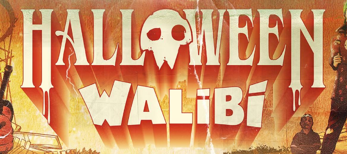 Walibi Belgien Halloween 2021 - Großes Gruselfest