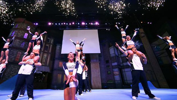 ELITE Cheerleading Championship - Movie Park Germany