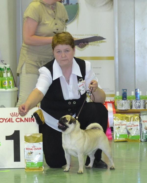 Хлопковая Ниточка - победитель класса