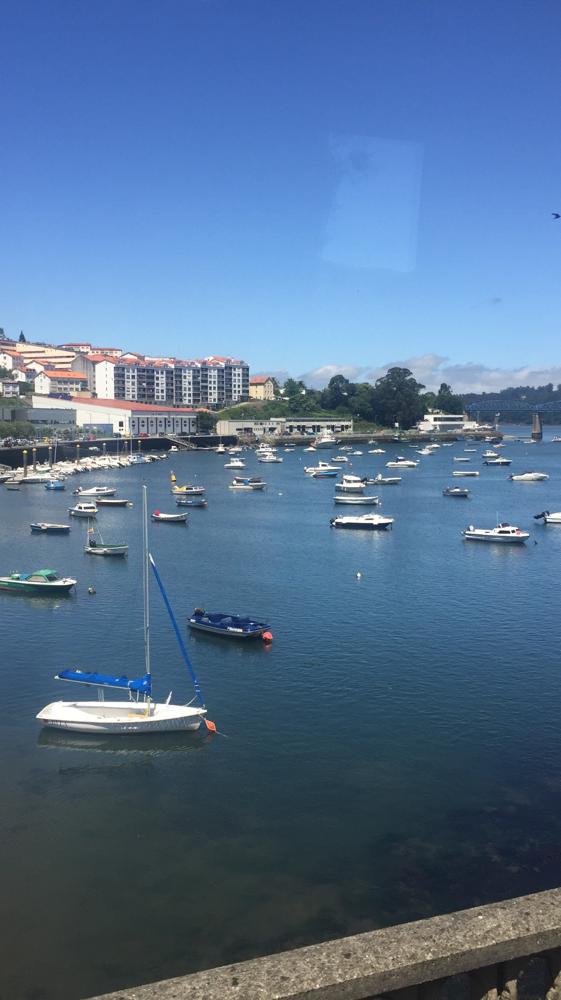 Der Hafen von Ferrol
