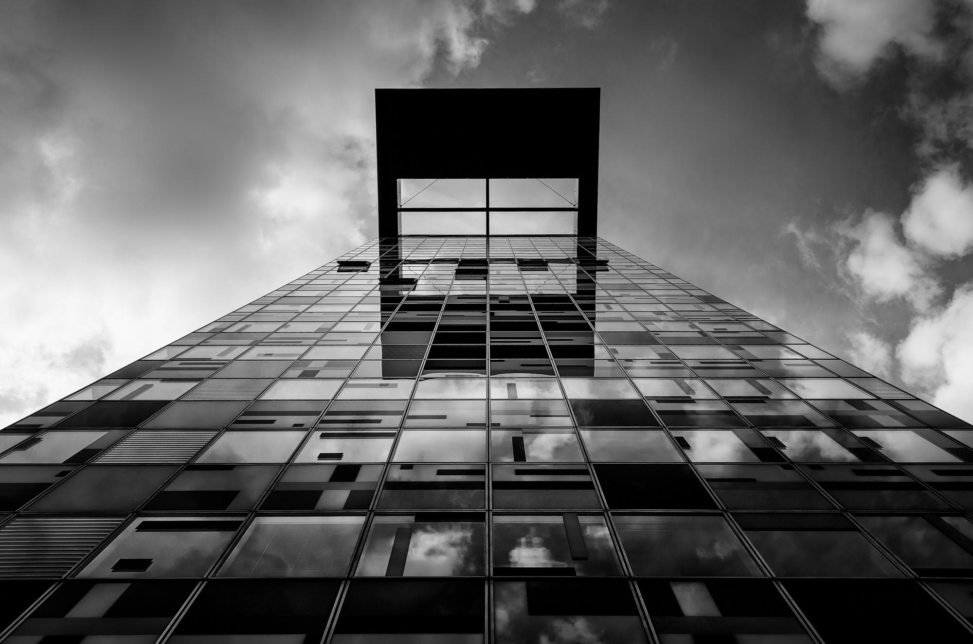 Düsseldorf Medienhafen  -   All images: © Klaus Heuermann  -
