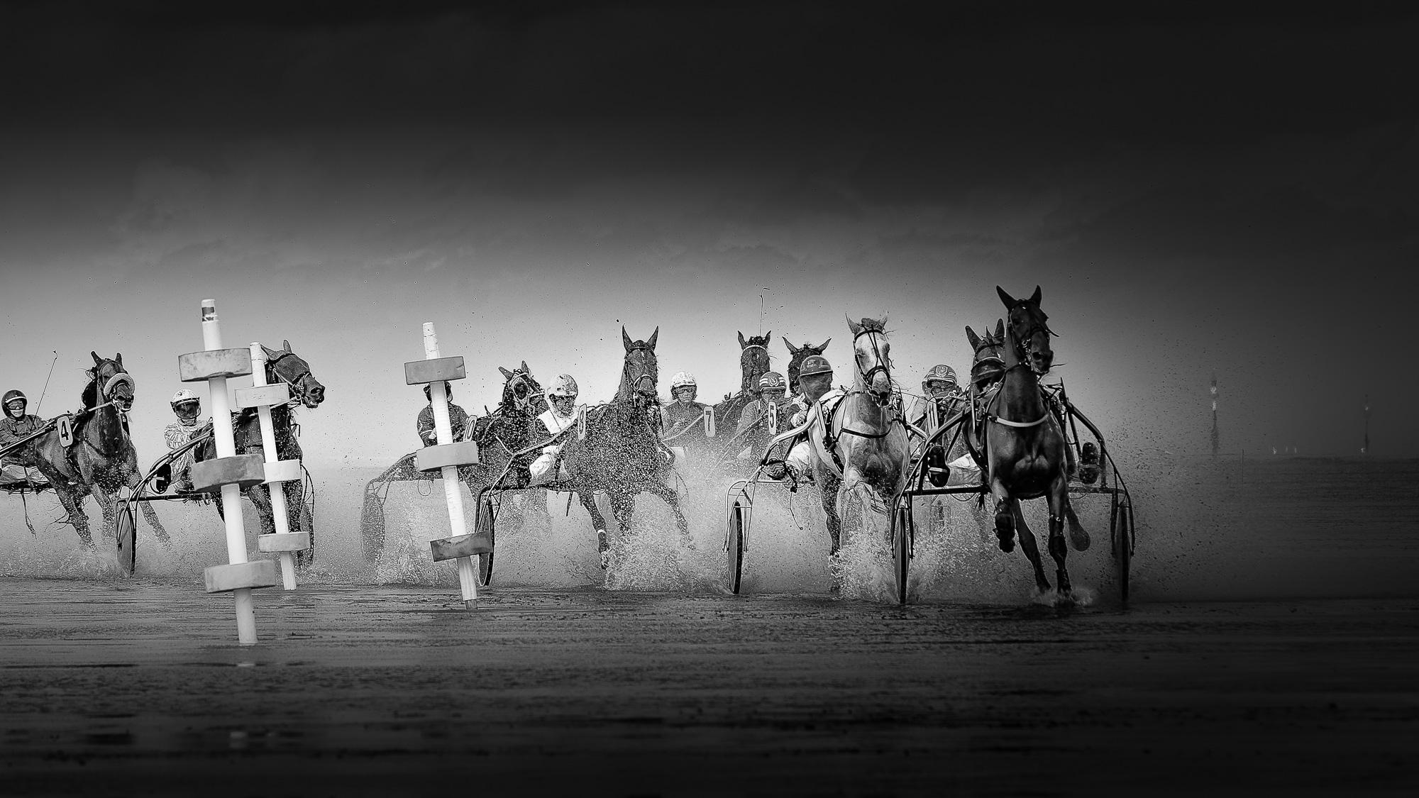 Duhner Wattrennen  -   All images: © Klaus Heuermann  -