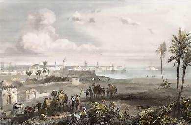 Gravats d'Alenxandria al segle XIX