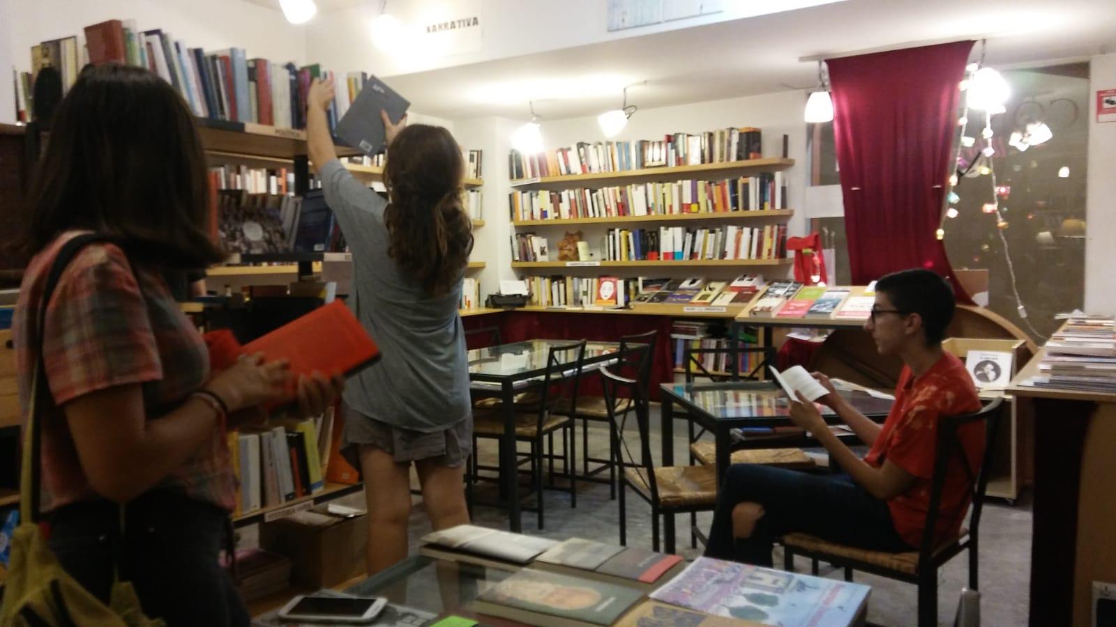 A la llibreria Context