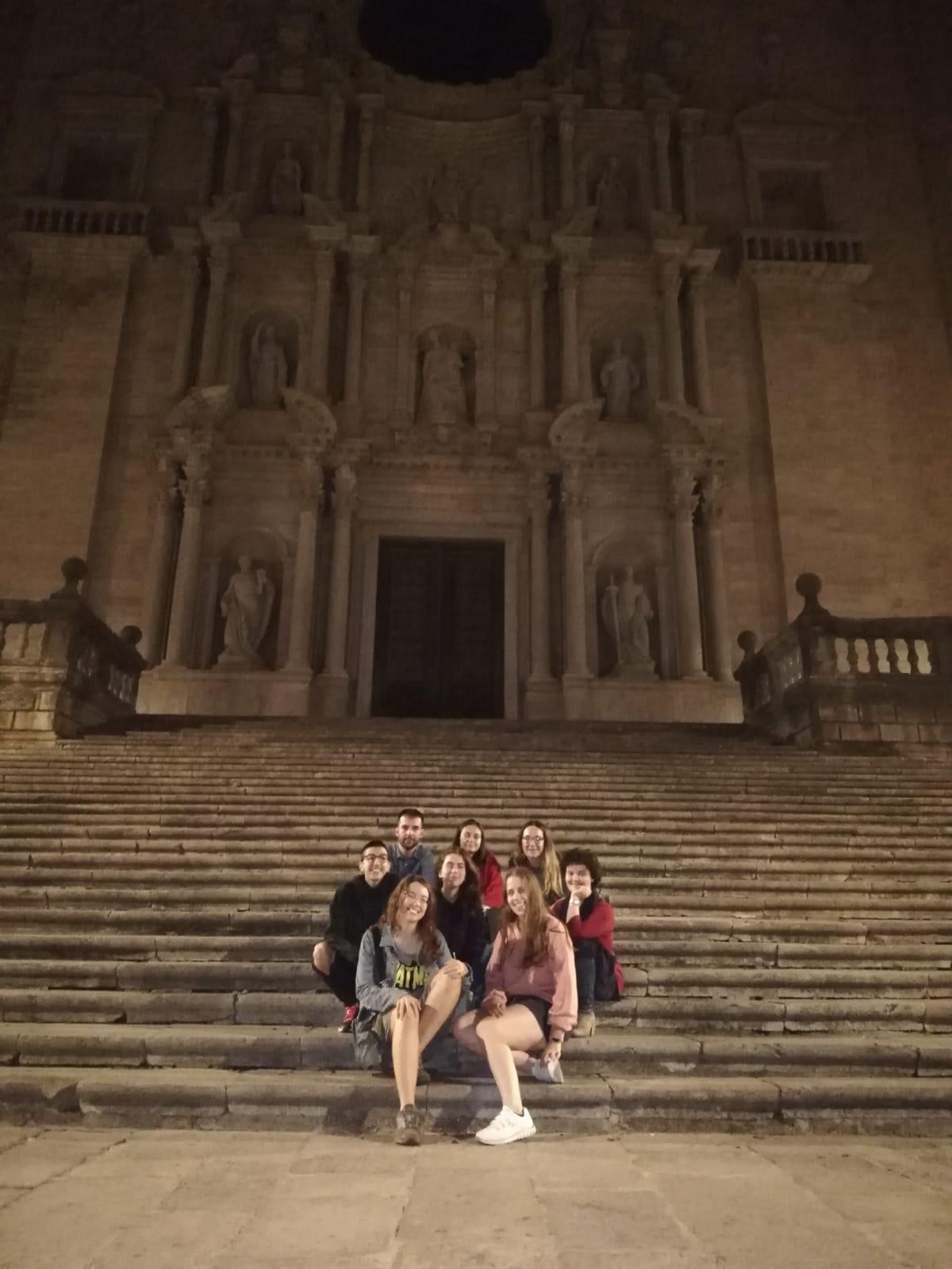 A la catedral de Girona