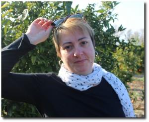 Noemí Molinero, l'autora