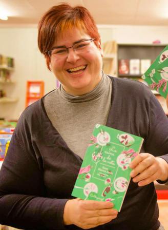 Ester Marcos Jordà, l'autora