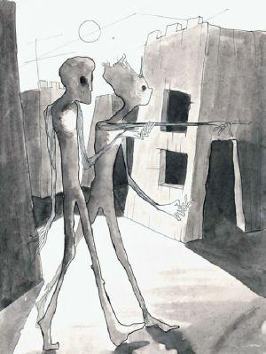 Il·lustració de Ferran Sedó