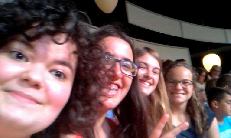 D'esquerra a dreta: Mixa, Irvilsa, Mauqui i Elena