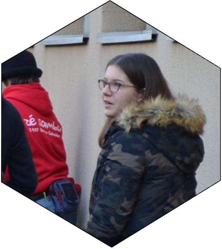 Maëlys - Marcassion - Double - Zé depuis 2017