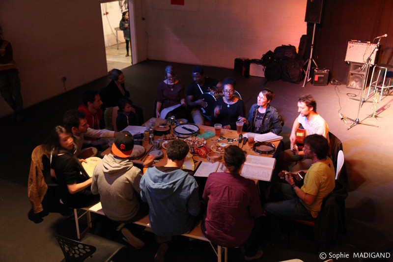 Pagode Zé Samba - Crédits Photo : Sophie MADIGAND