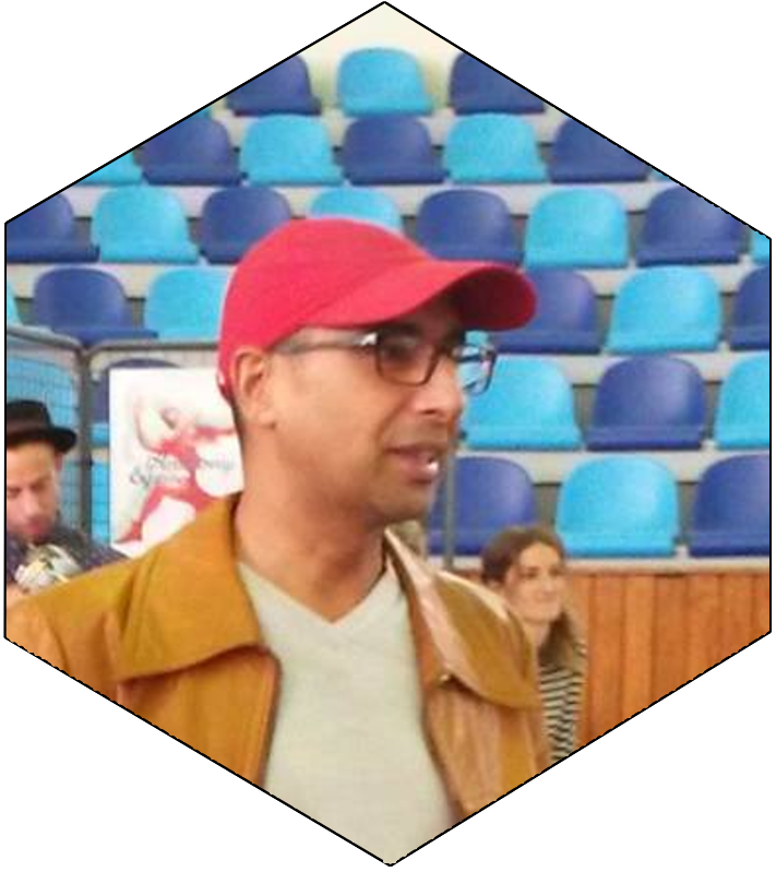 Nasser Marcassion - Timbal - Zé depuis 2016