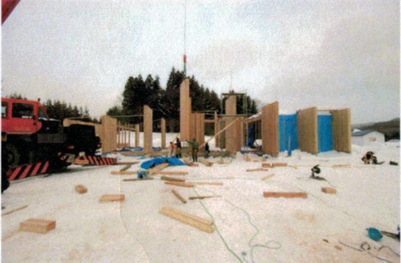 建て方風景1