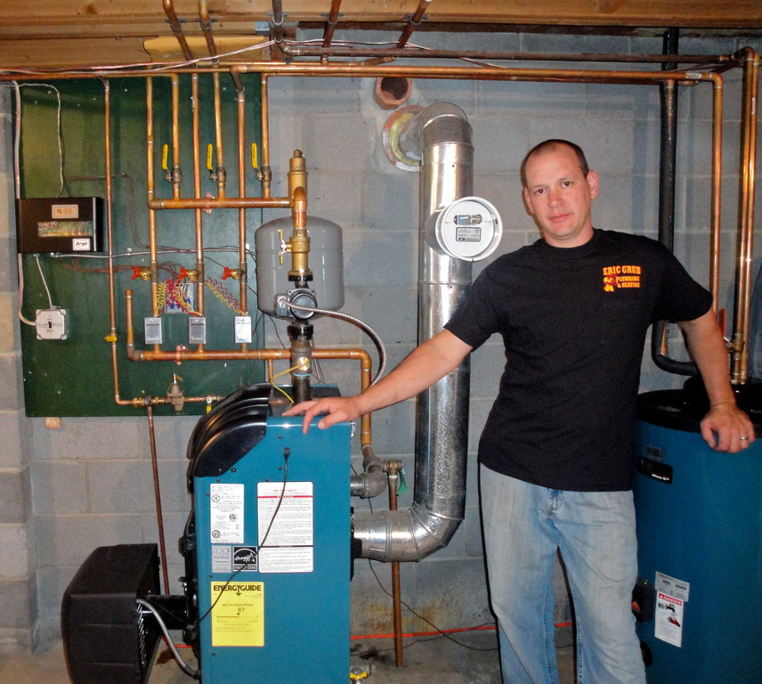 Eric J. - Heating system installation