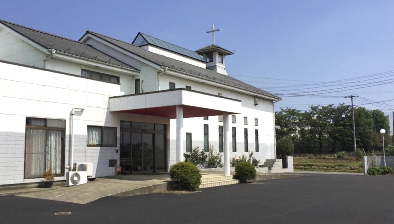Home】 - 霞ヶ関キリスト教会
