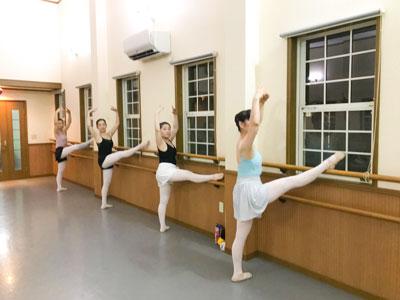 大人 クラシックバレエ バリエーション トウシューズ 発表会