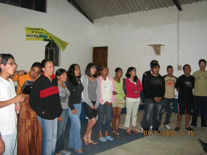 Cuenca-El Rosal en un coro