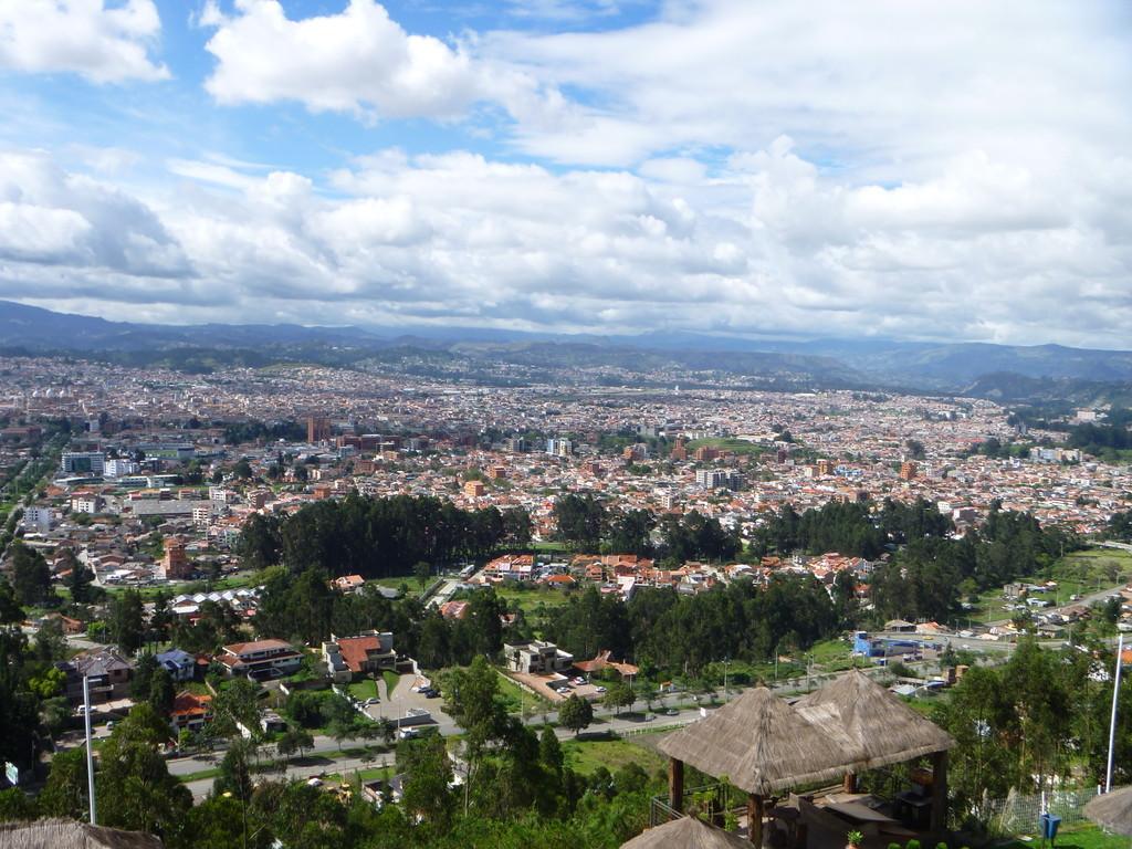 Cuenca, desde el mirador
