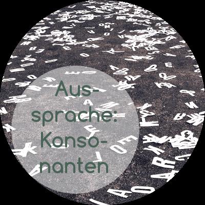 Ausspracheregeln für norwegische Konsonanten
