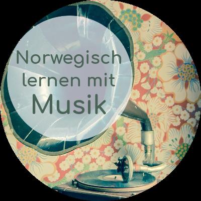 norwegische Musik zu hören kann dir super beim Norwegischlernen helfen
