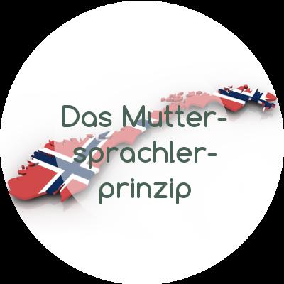 Es kann sehr nützlich sein, wenn euer Lehrer Norwegisch als Fremdsprache gelernt hat!