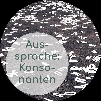 aussprache von konsonanten auf norwegisch