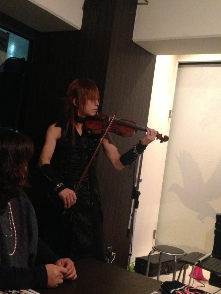X JAPANの曲を9曲演奏しました♪