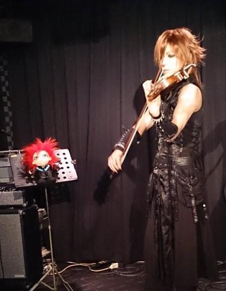 X JAPAN & hide & この日しか聞けない曲で盛り上がりました!写真はNANAさん撮影♪