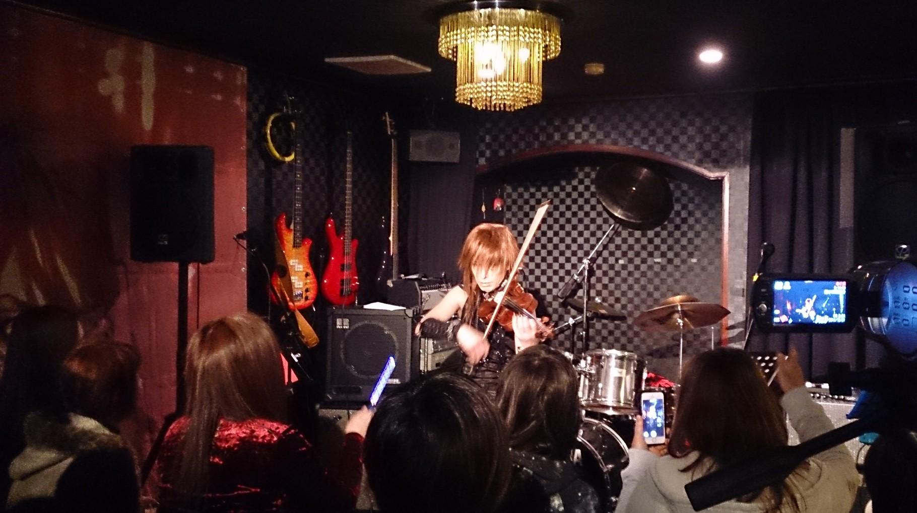 X JAPAN MSG公演の感動をヴァイオリンで表現しました♪