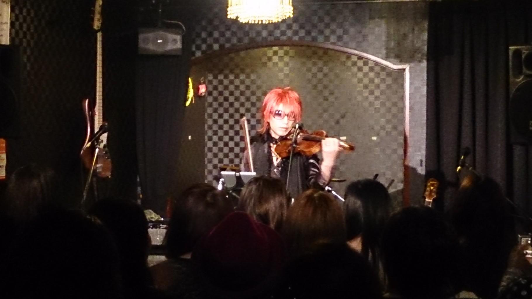 "RYOさん演出""ENDLESS RAIN""からのTake Solo コーナー"