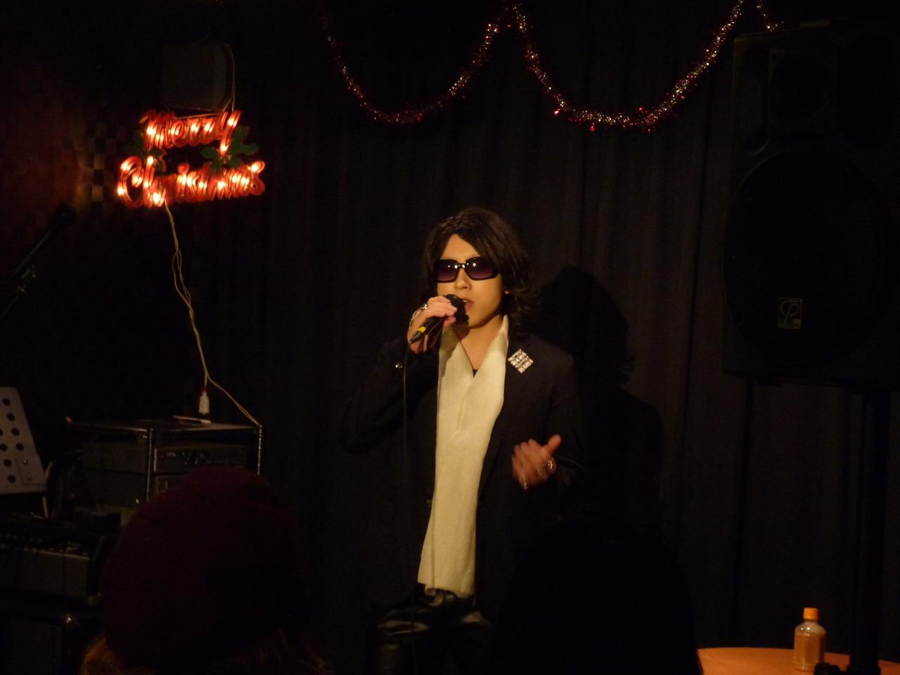 【いしいちゃん World】 Toshlのソロ曲、 Yoshiki、Xのバラードを素晴らしい歌声で魂込めて歌ってくれました♪
