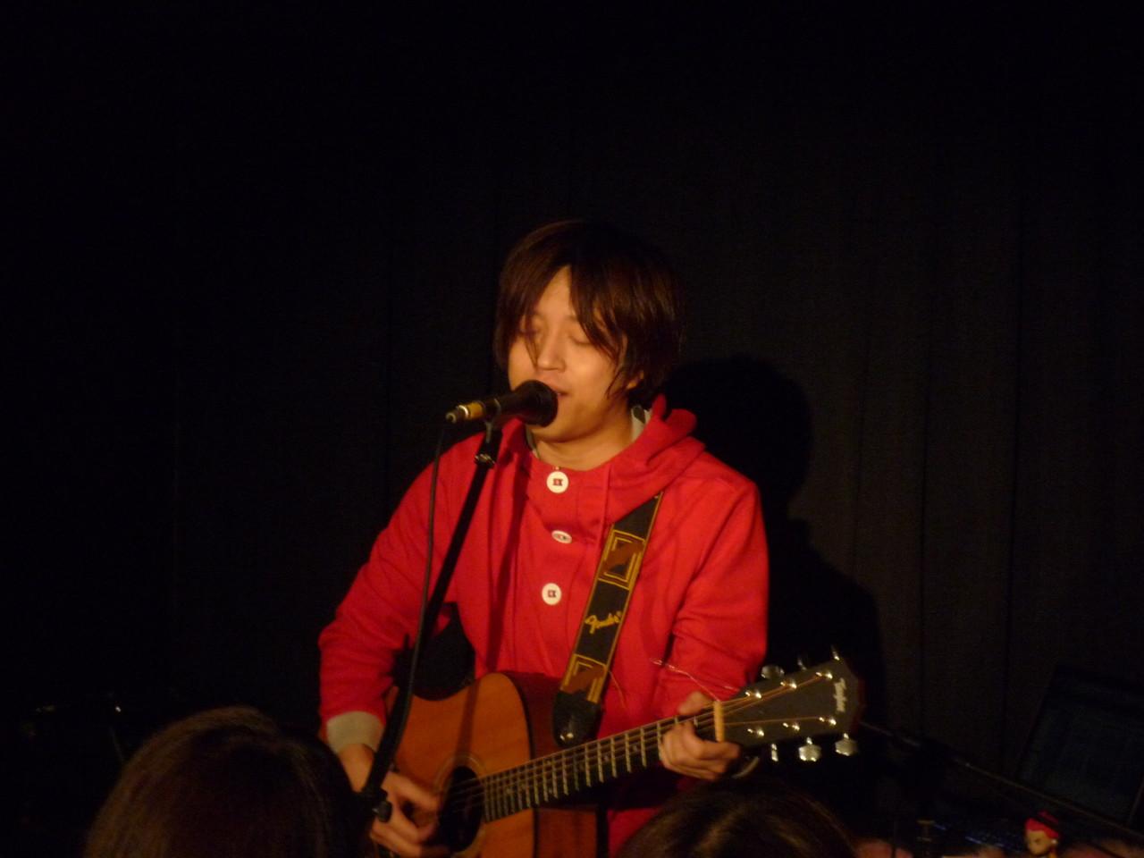 CUTTさんの素晴らしい歌声と楽しいトークで会場は最高に盛り上がりました!