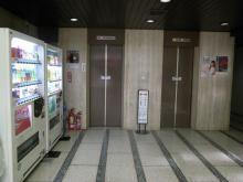 真生会館内エレベーター